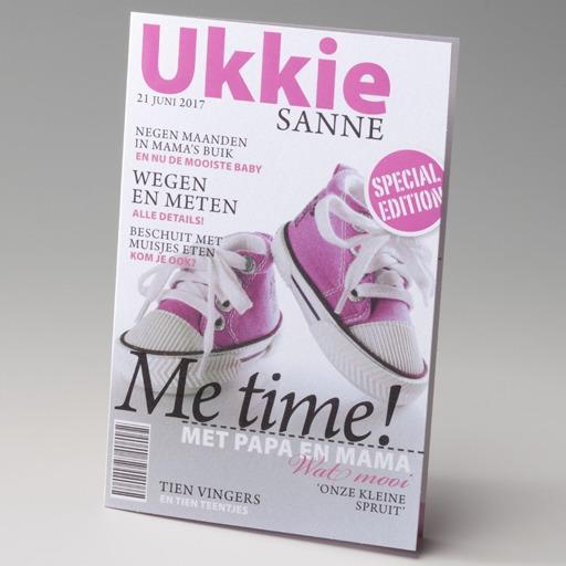 geboortekaartjes magazine