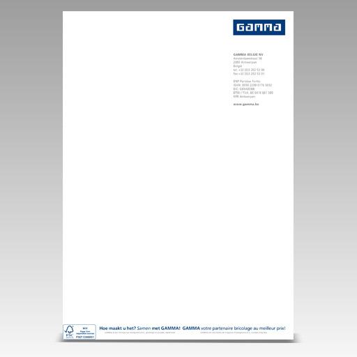 handelsdrukwerk briefpapier