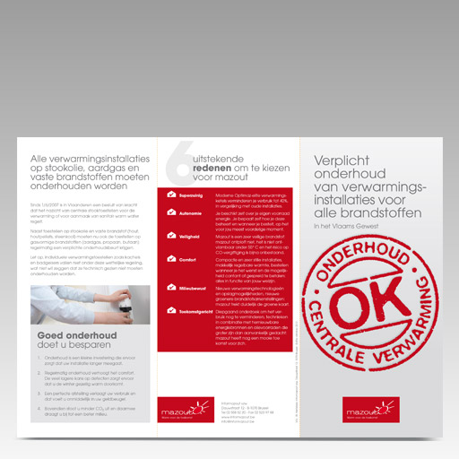 promotioneel drukwerk folder
