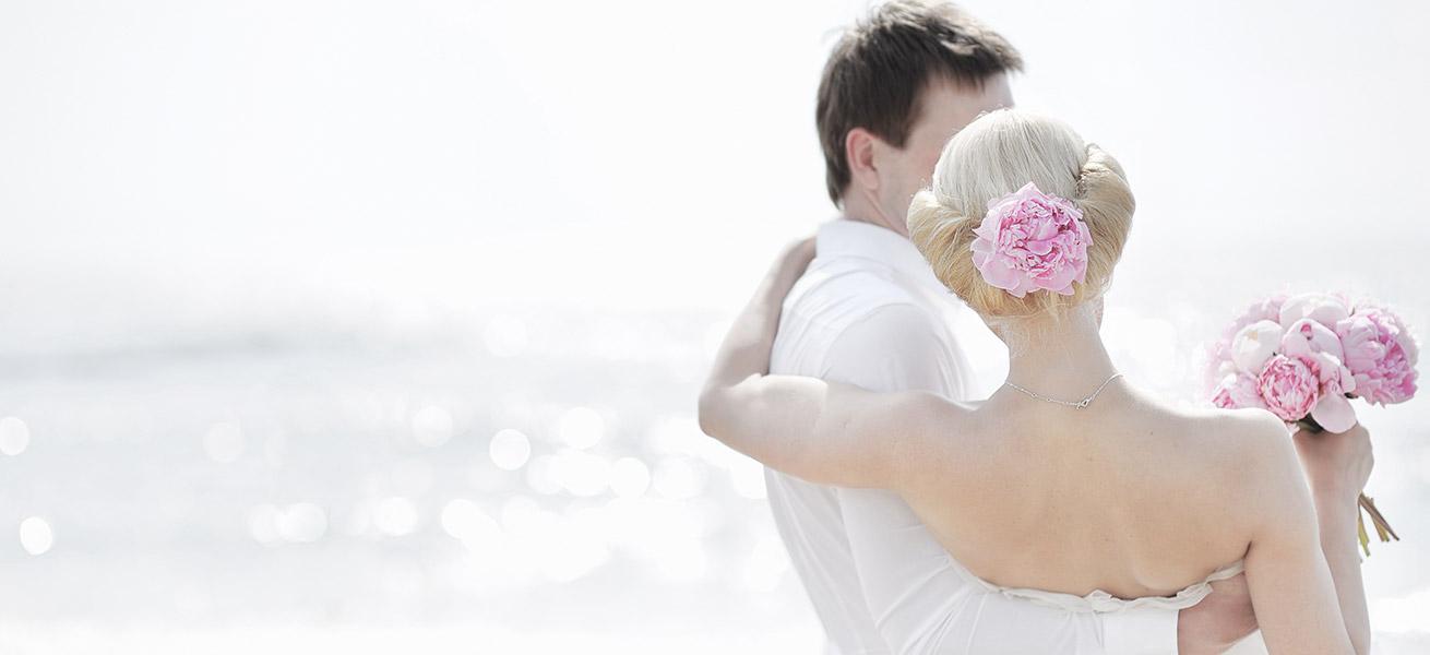 huwelijksuitnodigingen koppel