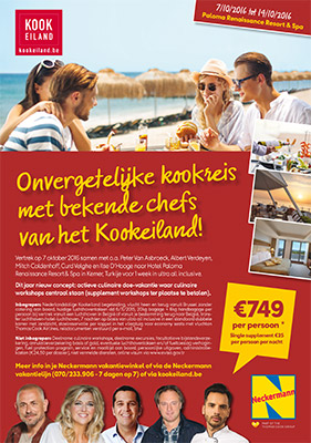 reclamedrukwerk advertentie